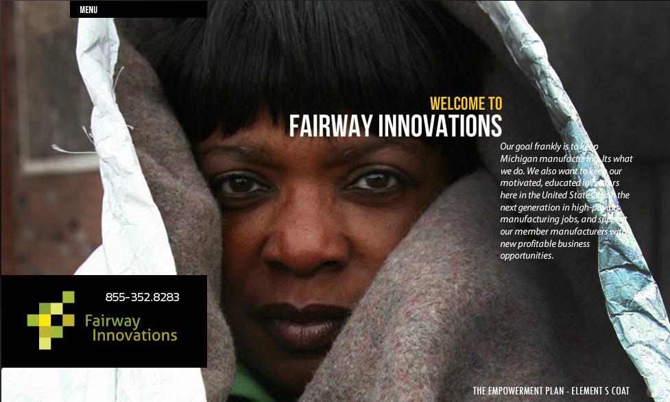 Fairway Innovations Website