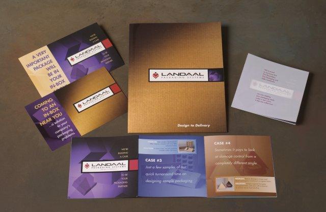 Landaal Packaging Corporate ID