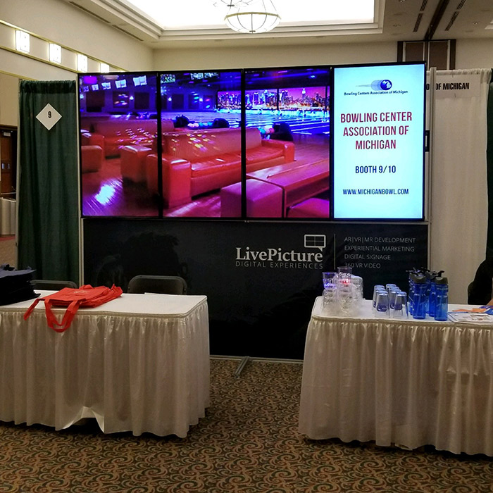 Trade Show Display Rental - Rent something for any occation!