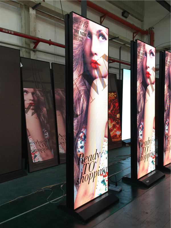 Digital LED Trade Show Banner