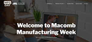 Macomb Manufacturing Week